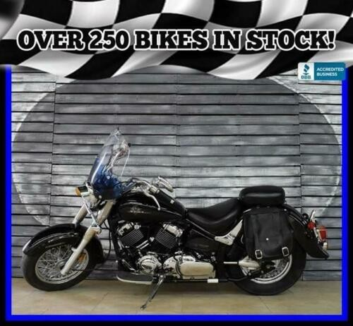 2001 Yamaha V Star V- Star Classic 650 Black for sale