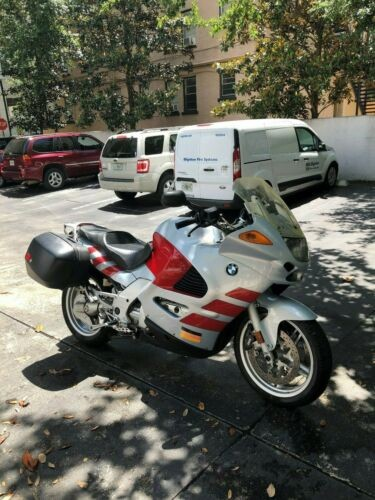 2002 BMW K-Series GRAY/RED photo