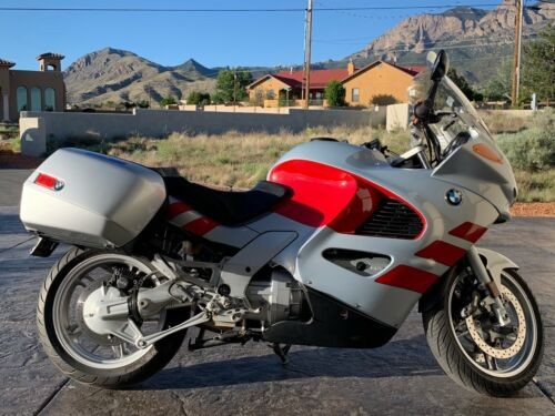 2002 BMW K-Series Silver- Red photo