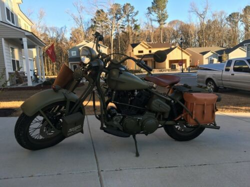2002 Custom Built Motorcycles Other Green photo