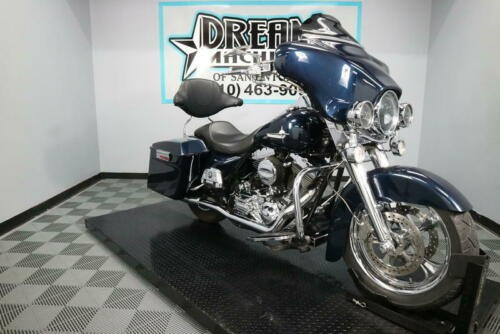 2002 Harley-Davidson FLHRC - Road King Classic -- Blue photo