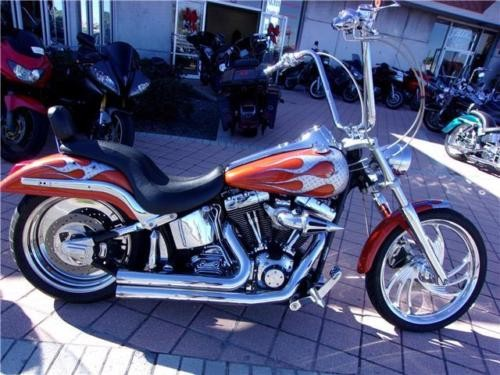 2002 Harley-Davidson Other -- Orange for sale craigslist
