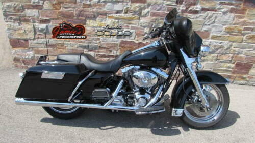 2002 Harley-Davidson Touring FLHTCI - Electra Glide Classic Injection Black photo