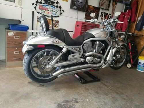 2002 Harley-Davidson V-ROD Silver photo
