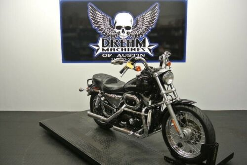 2002 Harley-Davidson XLH883 – Sportster 883 Hugger — Black for sale