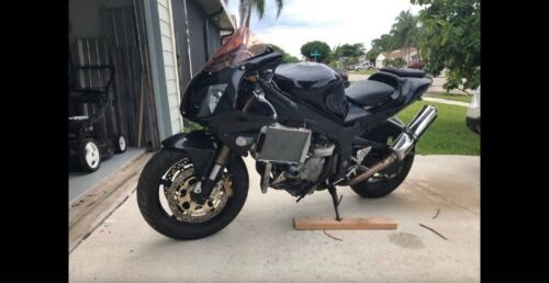 2002 Honda RC51 Black photo