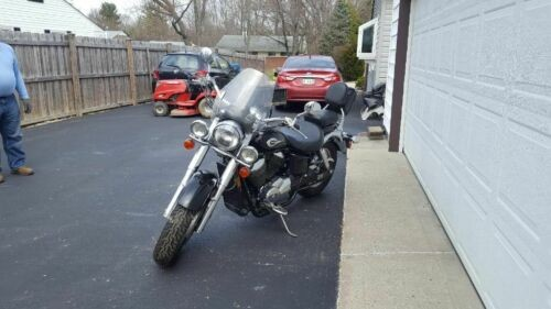 2002 Honda Shadow Black for sale craigslist