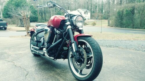 2002 Yamaha Road Star Red for sale