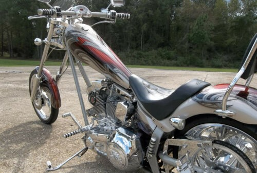 2003 American Ironhorse TEXAS CHOPPER  photo
