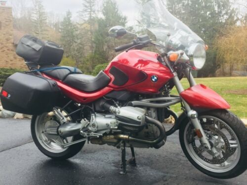 2003 BMW R-Series Red photo