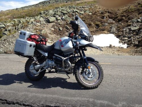 2003 BMW R-Series Silver photo