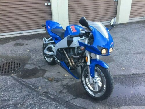 2003 Buell Thunderbolt Blue photo