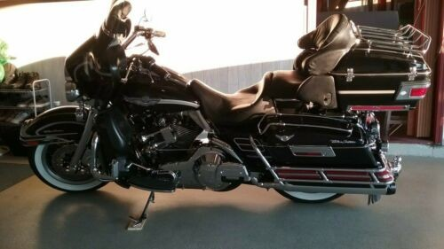 2003 Harley-Davidson Electra Glide Black photo