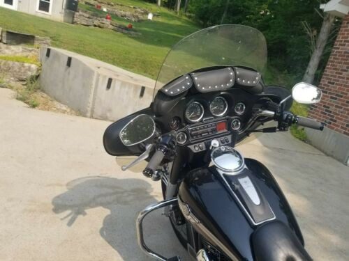 2003 Harley-Davidson Touring Black photo