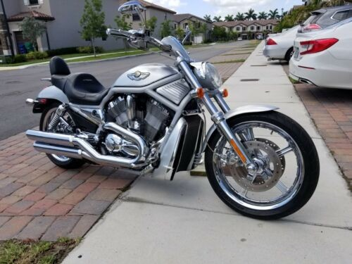 2003 Harley-Davidson V-ROD Silver photo