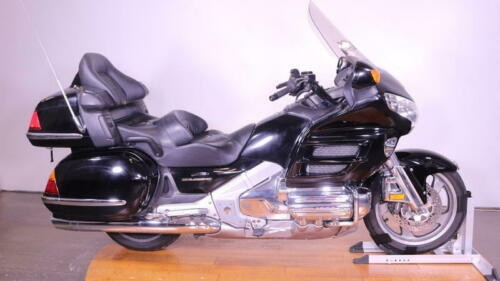 2003 Honda Gold Wing — Black for sale