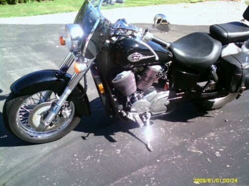 2003 Honda Shadow Black for sale craigslist
