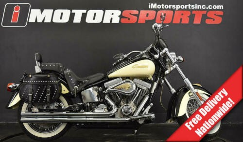 2003 Indian SPIRIT DELUXE — Black for sale