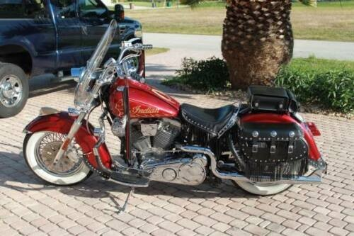 2003 Indian SPIRIT Red photo