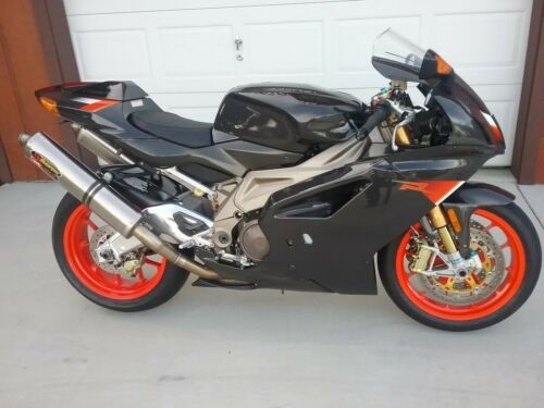 2004 Aprilia NERA Black photo