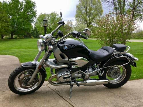 2004 BMW R-Series Black photo