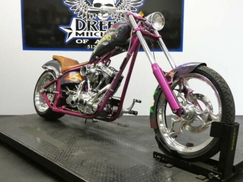 2004 Big Dog Chopper 107 — Pink / Custom Graphics craigslist