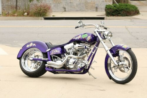 2004 Custom Built Motorcycles Pro Street  photo