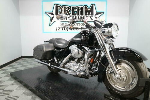 2004 Harley-Davidson FLHRSI - Road King Custom -- Black photo