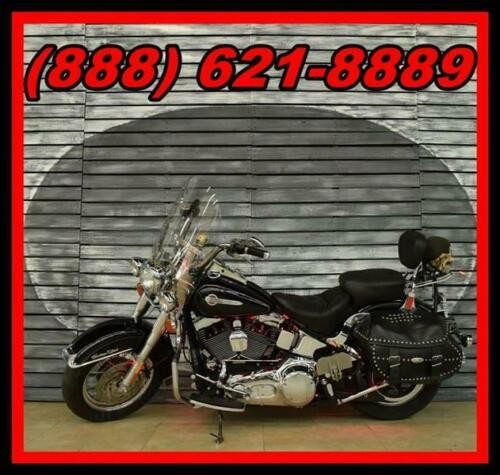 2004 Harley-Davidson Softail Softail Classic Black photo