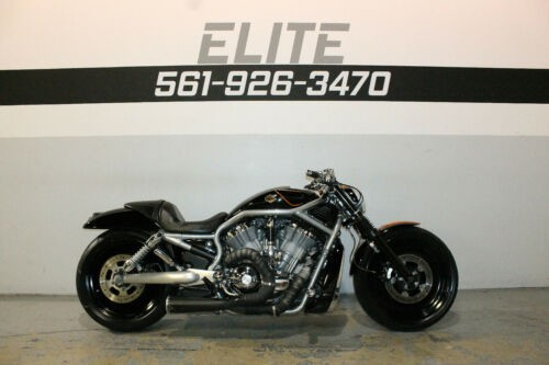 2004 Harley-Davidson VRSC V-Rod VRSCA V Rod Black photo