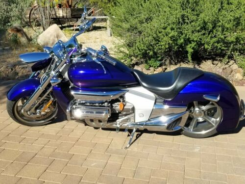 2004 Honda Valkyrie Illusion Blue photo