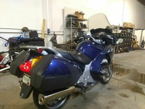 2004 Honda st1300 Blue photo