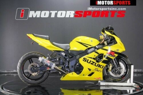 2004 Suzuki GSX-R -- Yellow photo