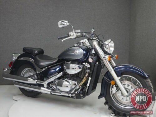 2004 Suzuki Intruder VL800 800 VOLUSIA DEEP SEA BLUE METALLIC/FLINT GRAY METALLIC craigslist
