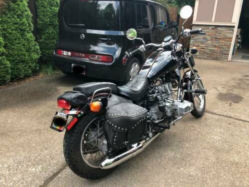 2004 Ural Wolf Solo Black for sale