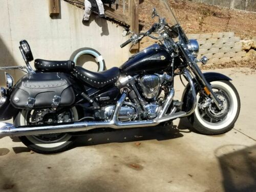 2004 Yamaha Road Star Black for sale craigslist