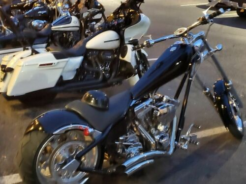 2005 American Ironhorse LSC Black photo