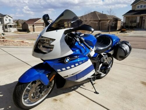 2005 BMW K-Series Blue/White photo