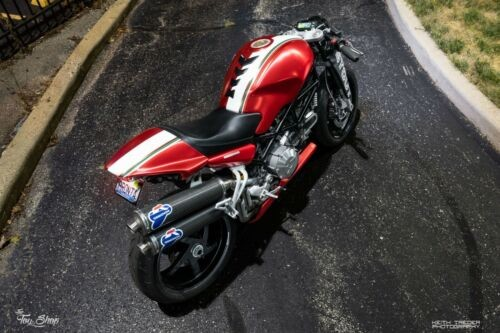 2005 Ducati Monster Red photo