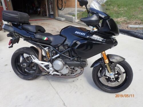 2005 Ducati Multistrada Black photo