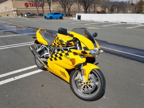 2005 Ducati Supersport Yellow for sale