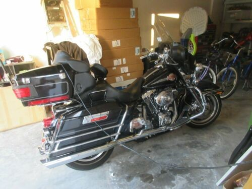2005 Harley-Davidson Classic Road King Black photo