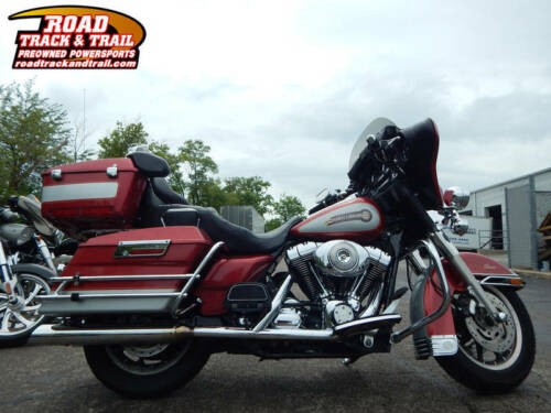 2005 Harley-Davidson FLHTCI – Electra Glide® Classic Injection — Red craigslist