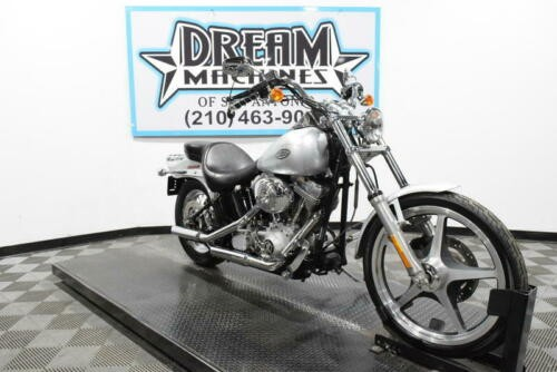 2005 Harley-Davidson FXSTI – Softail Standard Managers Special — Silver craigslist