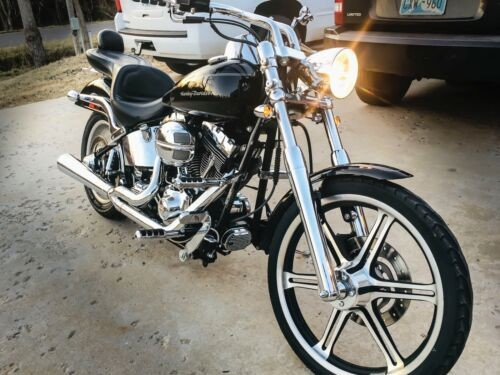 2005 Harley-Davidson Softail Black photo