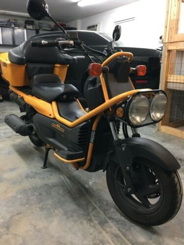 2005 Honda Big Ruckus Yellow for sale
