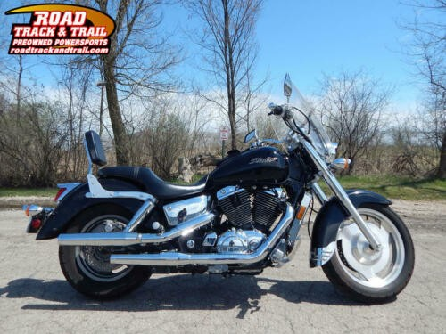 2005 Honda Shadow -- Black photo