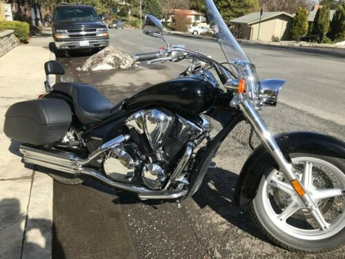 2005 Honda VT1300 INTERSTATE Black craigslist