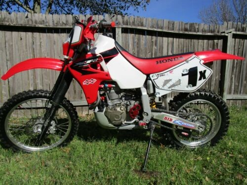 2005 Honda XR650R Red craigslist
