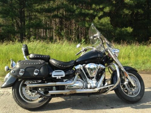 2005 Yamaha Road Star Black photo